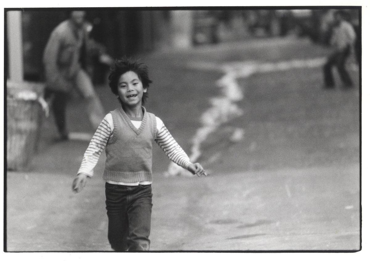 Canton Alley running 1983-2
